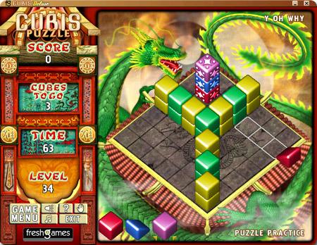 cubis 2 arcade